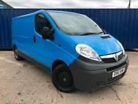 Vauxhall Vivaro 2.0CDTi ( 115ps ) 2011 2900 LWB ***DEPOSIT NOW TAKEN***