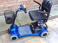 Mobility scooter. Reduced for quick sale.