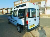 Fiat Doblo 1.25d by Urban Campers 2 Berth 2005 Campervan for sale