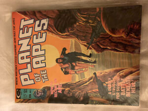 Planet of the Apes comic avant Marvel