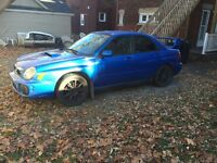 2002 WRX Need gone today!