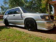 2002 Gt Forester E85 Flex tuned Quakers Hill Blacktown Area Preview