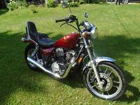 HONDA SHADOW 750 1984 23000 KM original