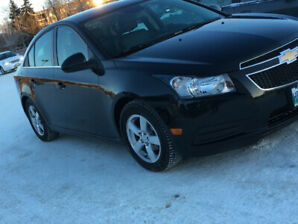 2013 CHEVROLET CRUZE 1.4L TURBO PRIVATE SALE CERTIFIED TESTED