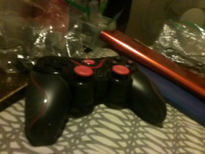Tech  4 sale  ( pc  cooler/usb  hub   and  bluetooth controller
