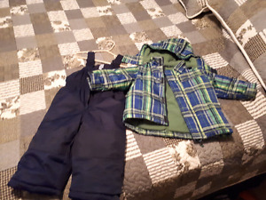 Toddler snowsuit 12 to 18mths