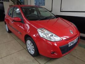Renault Clio 1.2 16v ( 75bhp ) 2009MY Expression