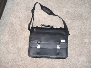 APC Leather Padded Laptop Tote & Brief Case