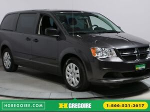 2016 Dodge GR Caravan CANADA VALUE PKG A/C GR ÉLECT