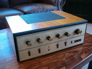 FISHER X-100-C TUBE AMPLIFIER