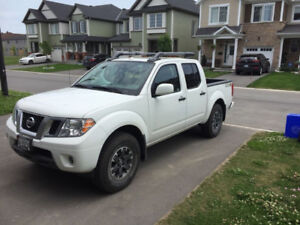 Lease Takeover - 2018 Nissan Frontier Pickup