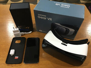 Galaxy S7 Edge - Gear VR Kit
