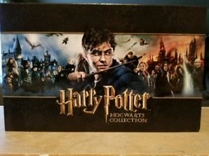 Harry Potter Hogwarts collection Bluray