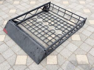 Roof rack basket - Panier porte baggage
