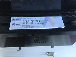 Mall attraction passes for all day, any day