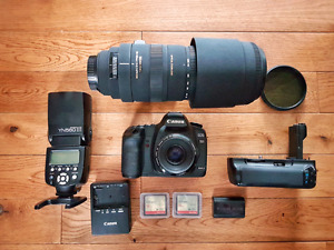 Canon 5D mkII package $2100 OBO