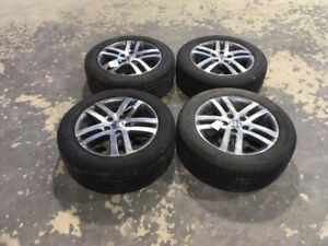 Full Set of All Season Tires - 205/55/R16 - Volkwagen Jetta 2006