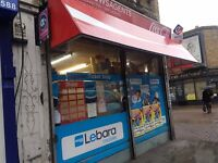 NEWS AGENT IN TOOTING FOR SALE