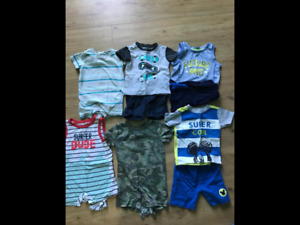 12-18m boys spring/summer lot in excellent used condition!