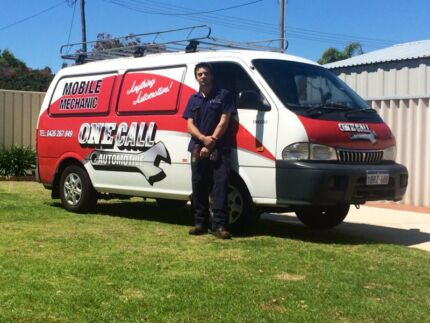 Your local trusty mobile mechanic  Wanneroo Wanneroo Area Preview