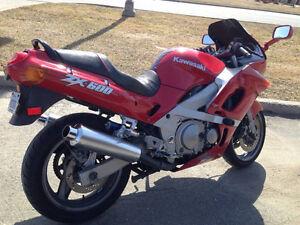 Kawasaki Ninja zx600