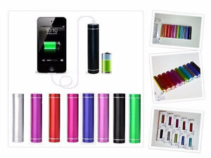 Portable Power Bank Chargers. $5 each if you buy 2 or more!