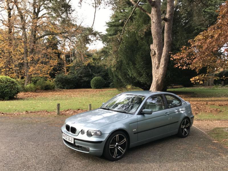 2002 bmw 320 2 0 td turbo diesel se compact 3 door hatchback in bournemouth dorset gumtree. Black Bedroom Furniture Sets. Home Design Ideas