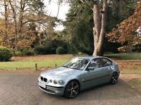2002 BMW 320 2.0 td Turbo Diesel SE Compact 3 Door Hatchback