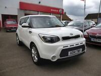 Kia Soul Connect Hatchback 1.6 Manual Petrol