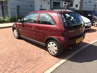 Vauxhall Corsa 1.2 Petrol 1 Year MOT With Really Low Mileage Excellent Runner