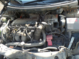 2010 mitsubishi  Lancer motor/trans and other parts for sale