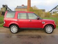 2013 13 LAND ROVER DISCOVERY 3.0 4 SDV6 XS 5D AUTO 255 BHP DIESEL