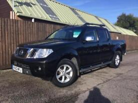 Nissan Navara Tekna 2.5dCi..ONLY 73,000..FULL HISTORY..IMMACULATE.
