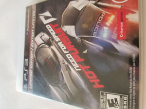 Need for speed hot poursuit ps3