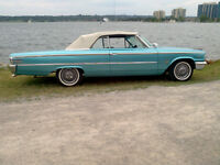 1963 ford galaxie 500 xl convertible EXTREMELY CLEAN CAR