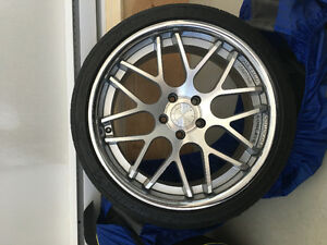 "Vertini Magic 19"" Staggered Mercedes-BMW-Audi"