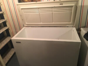 Deep freezer, clean, perfect working condition