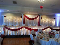 "GREAT WEDDING DECOR PACKAGES ""LOOK NO FURTHER"""