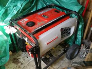 5,500-Watt Portable Generator