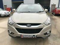 2011 Hyundai Ix35 PREMIUM CRDI Estate Diesel Manual