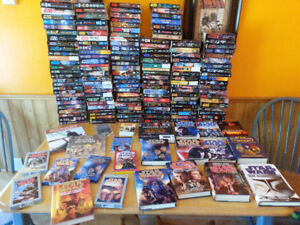 Star Wars Book Collection (172 books) - $300obo