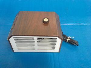 Chauffage portatif White-Star 1250 watts, ventilateur intégré.