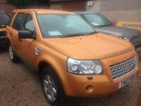Land Rover Freelander 2 2.2Td4 auto 2007MY GS - FINANCE AVAILABLE
