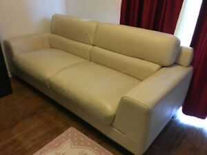 Couch/Sofa (Genuine Leather)