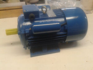 Brand new electri cmotor 220v 1 phase 5HP 1750 or 3425 RPM 60hz