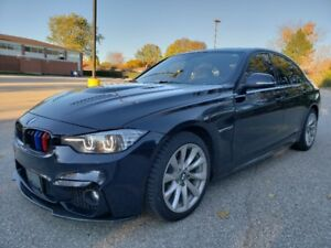 2013 BMW 3-Series 320 Xdrive Modern Sedan