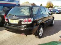 2002 Lexus RX 300 SE Auto Estate Petrol Automatic