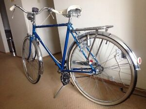 1975 SUPERCYCLE BIKE 3 SPEED- MADE IN ENGLAND-