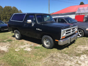 1990 Dodge Power Ram 1500 Other