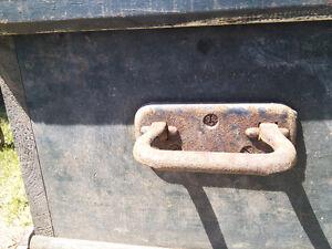 Antique toolbox Peterborough Peterborough Area image 5